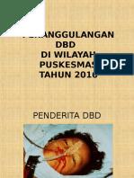 Presentasi DBD PUSK.