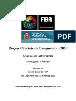 Manual de Arbitragem a 3 Arbitros