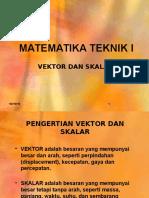VEKTOR &  SKALAR.pptx
