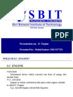 IC Engine sj