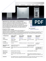 PowerMac G5 - Technical Specifications