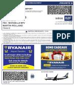 RyanairBoardingPass DRUD2E MRS FEZ
