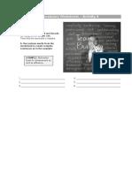 Vocabulary Worksheets – Activity 4