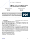 Image Processing Approach for INR Currency Note Number Recognition System for Automated Teller Machines