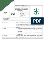 11. Kajian Dan Tindak Lanjut Terhadap Masalah-Masalah Spesifik Dalam Penyelenggaraan Program Dan Pelayanan