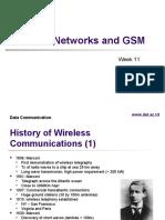 Cellular GSM