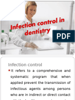Infection Control Ppt