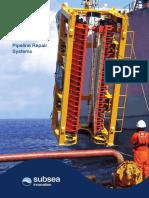 Subsea Innovation Pipeline Repair