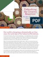 Richard Florida Unleashing the Creative Reservoir