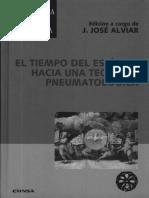 ALVIAR, J. - El tiempo del espíritu. Hacia una Teología Pneumatológica - EUNSA 2006 3° Corte - Lectura