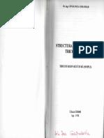 Structura Si Proiectarea Tricoturilor I