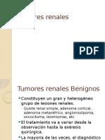 Carcinoma células renales Localizado