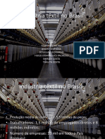 Atividade 01 - Saneamento Ambiental - Industria Têxtil