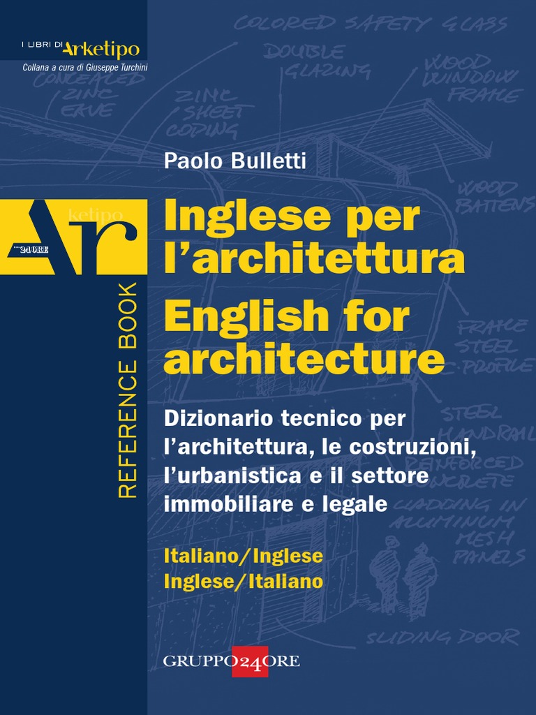 Estratto Inglese Per L Architettura