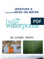 Presentation - India Water Portal - Citizen Matters Workshop