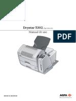 Manual Drystar 5302