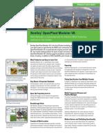 OpenPlant Modeler V8i Product-data-sheet1