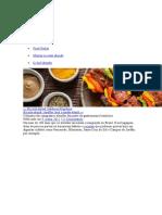 Influencia Da Culinaria Alema No Brasil