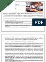 Programa Radial ``Crónica de una muerte anunciada´´ de TALLER DE ALFABETIZACIÓN