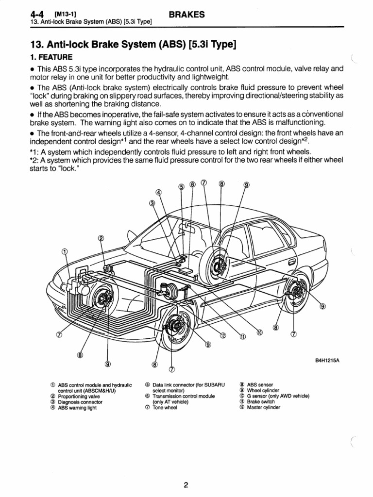 Toyota Sienna Service Manual: Open in ABS Motor Relay Circuit