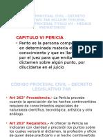 Codigo Procesal Civil – Decreto Legislativo 768 Seccion