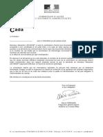 Avis de la CADA sur la Commission de déontologie de la fonction publique