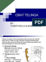 Obat Telinga