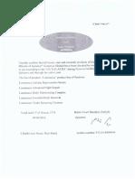 Kosher Certificates English