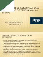Extraccion de Gelatina a Base de Desecho De