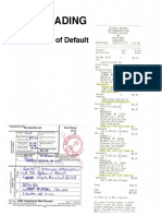 Notice of Default (Official)