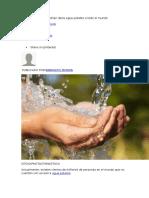 2 Tecnologías Que Podrían Darle Agua Potable a Todo El Mundo