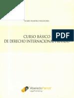 Curso Basico de Derecho Internacional Privado - Mario-Ramirez-Necochea