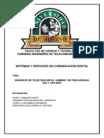 Sistemas y Servicios Proyecto