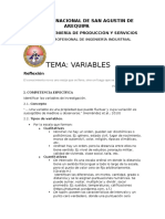 variables 05.10.2016