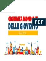L'inno Della Gmg 2016