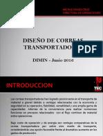Diseño Correas Transportadoras