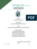 planeaciondeauditoriadesistemasinformaticos-090702181212-phpapp02