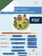 Ppt Diversificacion y Adaptaciones_curriculares