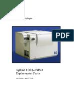 Agilent 1100 LC-MSD Replacement parts.pdf