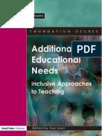 Additional Educational Needs.pdf