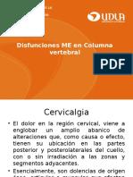 Patologas de Columna