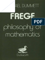 Dummett (1995) Frege_Philosophy of Mathematics