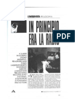 PierLuigi Ighina - Intervista - In Principio Era La Radio