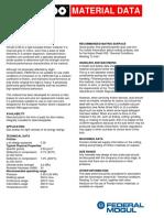 FER5100 Technical Datasheet