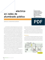 Seguridad Electrica