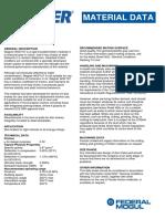 FER3434 Technical Datasheet