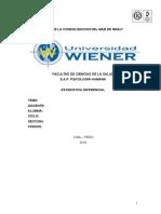 Caratula Universidad Wiener