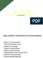 1 Intro 2 Commn SkillS