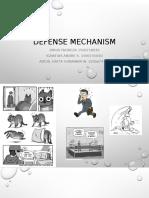 Defense Mechanism -English Prensetation