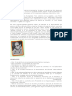 Biografia Marcos Perez Jimenez